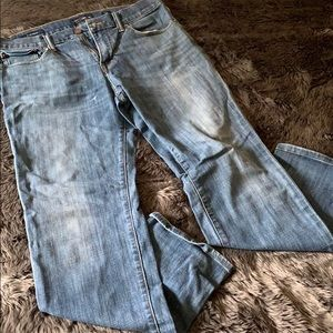 Men's Lucky Brand Jeans 34/32 STRAIGHT